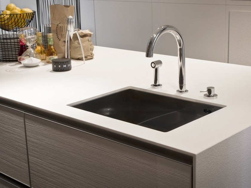 Porcelain stoneware kitchen worktop FOSTER ITOPKER by Inalco