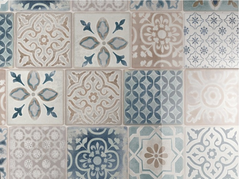 White-paste wall tiles FRAME - Ragno