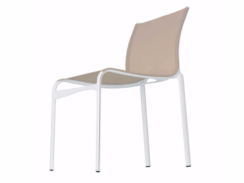 Stackable mesh chair FRAME XL - 458_O - Alias