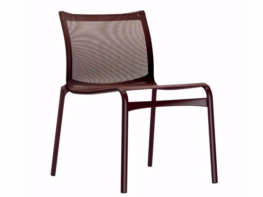 Stackable mesh chair FRAME XL COLORS - 458_C - Alias