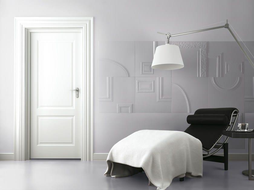 White white-paste wall tiles FRAMES | Wall tiles - ORNAMENTA