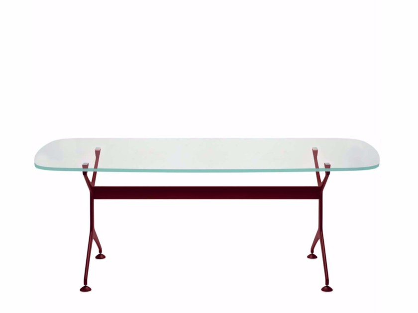 Oval table FRAMETABLE COLORS OVAL - FT2 - Alias