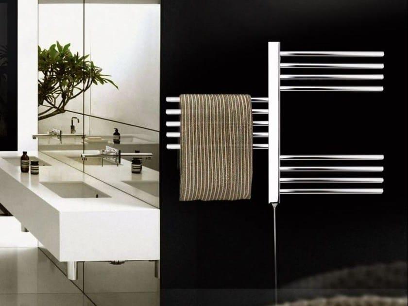 Swivel electric towel warmer FREESYSTEM ELECTRIC - DELTACALOR