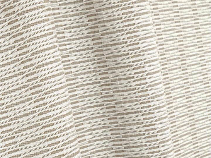 Reversible Trevira® CS fabric FREQUENCE by LELIEVRE