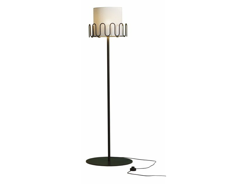 Floor lamp FRILLY - Tooy