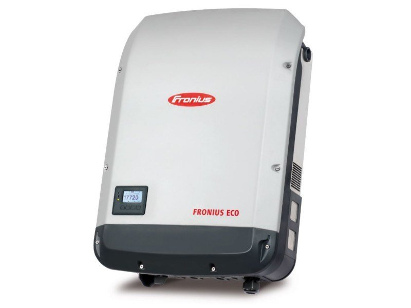 Three-phase Inverter for photovoltaic system FRONIUS ECO - Fronius Italia