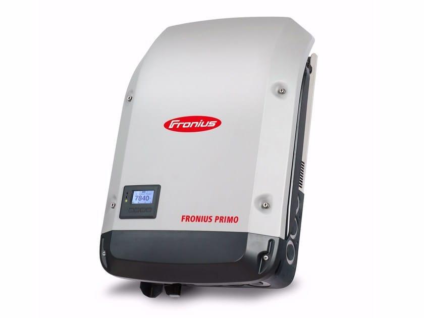 Single-phase Inverter for photovoltaic system FRONIUS PRIMO - Fronius Italia