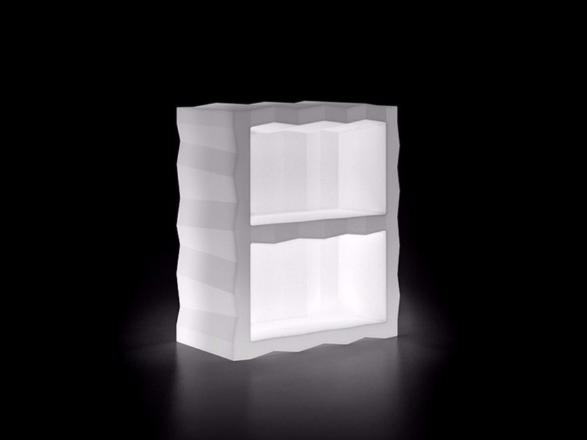 Illuminated bar counter FROZEN DISPLAY LIGHT - PLUST Collection by euro3plast