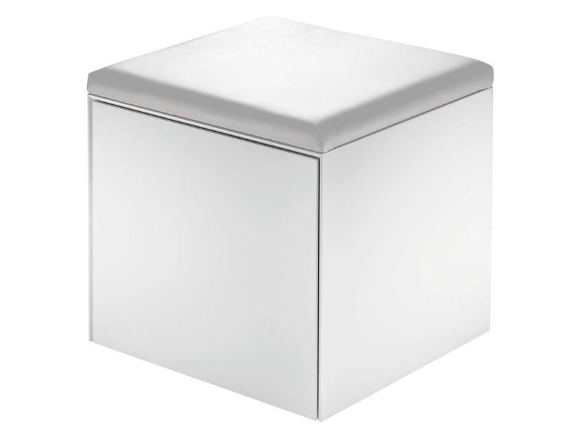 MDF bathroom stool FU10005A-MB | Bathroom stool - TOTO