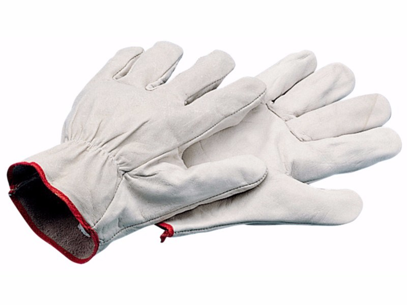 Tanned leather Work gloves FULL-GRAIN LEATHER GLOVES - Würth