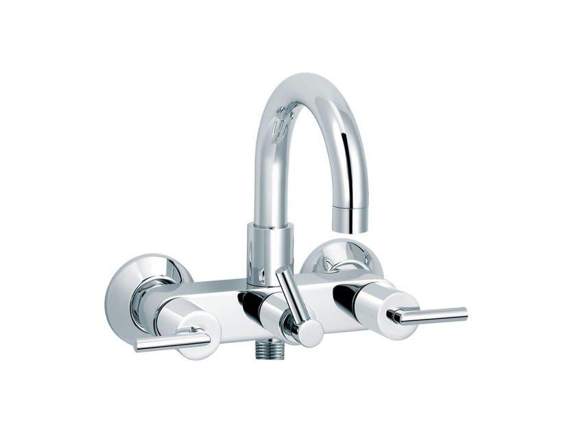 2 hole bathtub mixer FUN | Bathtub mixer by rvb