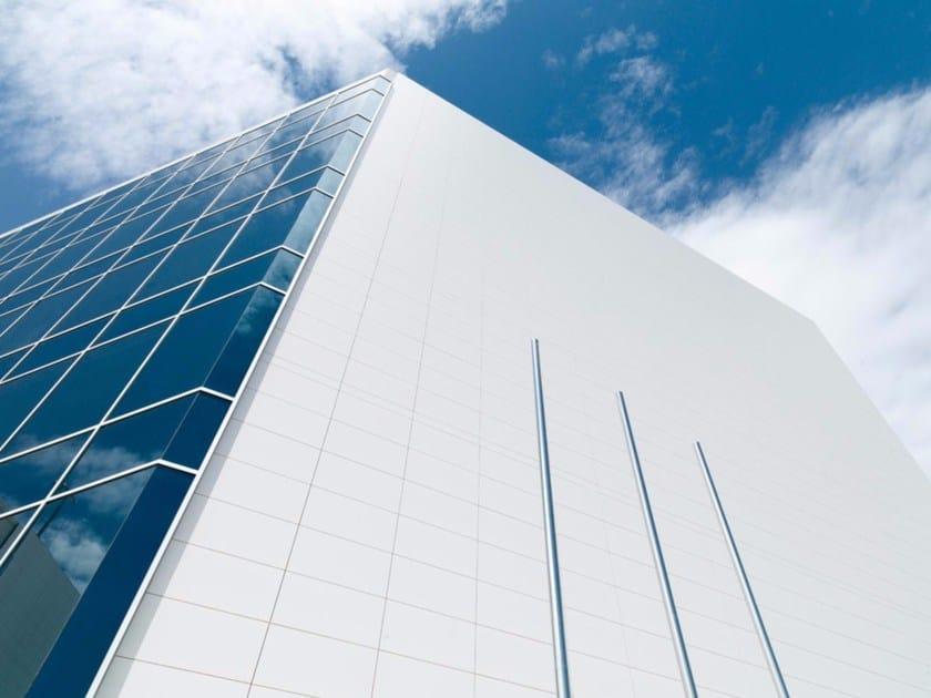 Ventilated facade FV STON-KER® by Porcelanosa