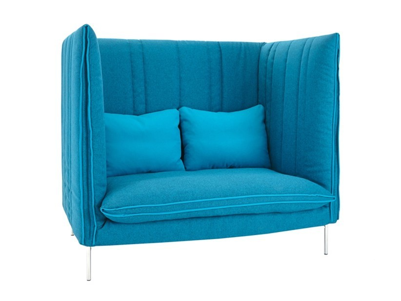 Fabric leisure sofa FourtyTwo - SMV Sitz- und Objektmöbel