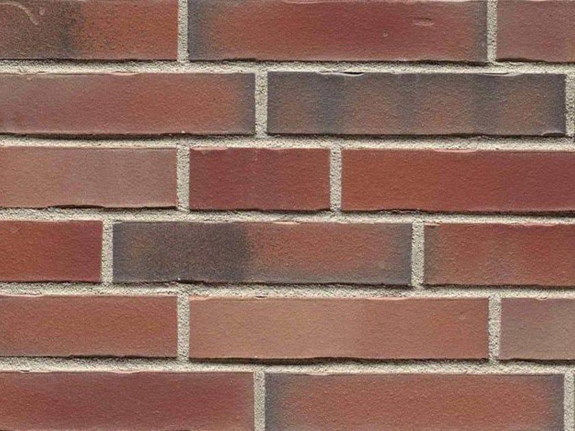 Mattone in laterizio per muratura facciavista futura ft163 - Dimensiones ladrillo cara vista ...