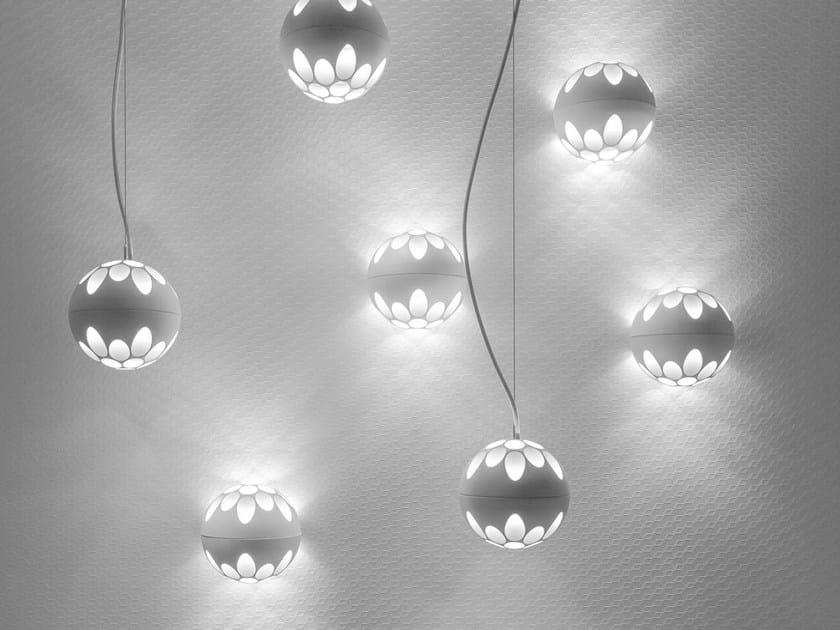 LED pendant lamp GABOO C by Delta Light