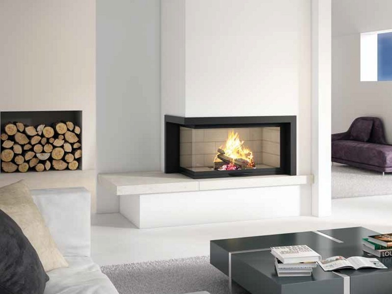 Fireplace Mantel GAIA by Axis