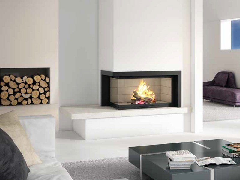 Fireplace Mantel GAIA - Axis