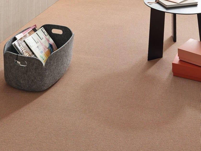 Solid-color carpeting GATTEA - Vorwerk & Co. Teppichwerke