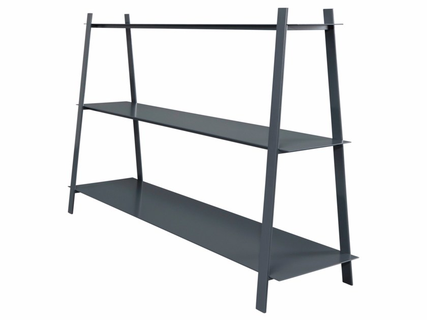 Steel shelving unit GAUDI - AZEA