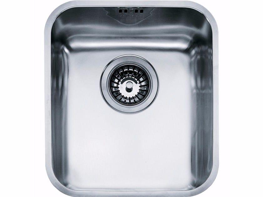 Lavello a una vasca da incasso sottotop in acciaio inox GAX 110-30 - FRANKE