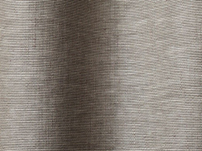 Solid-color linen fabric GAZELLE - Dedar