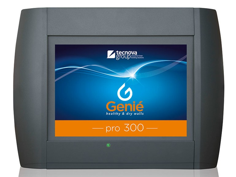 Electro-physical Drying System GENIÉ PRO 300 - TECNOVA GROUP®