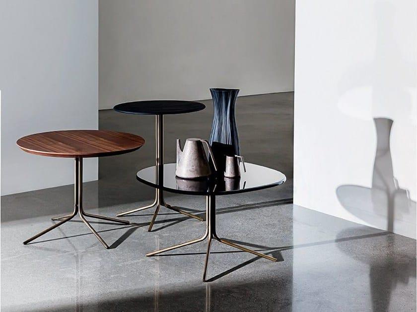 Round coffee table GENIUS ROUND - SOVET ITALIA