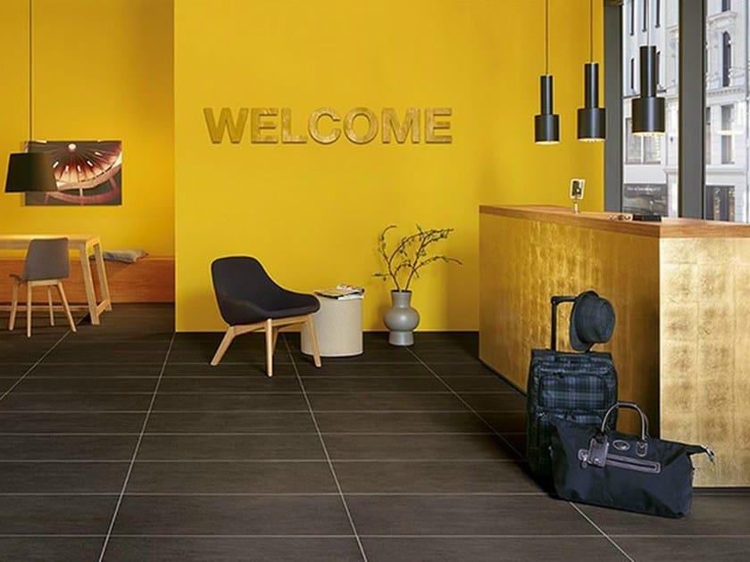 Porcelain stoneware wall/floor tiles GEO 2.0 - AGROB BUCHTAL