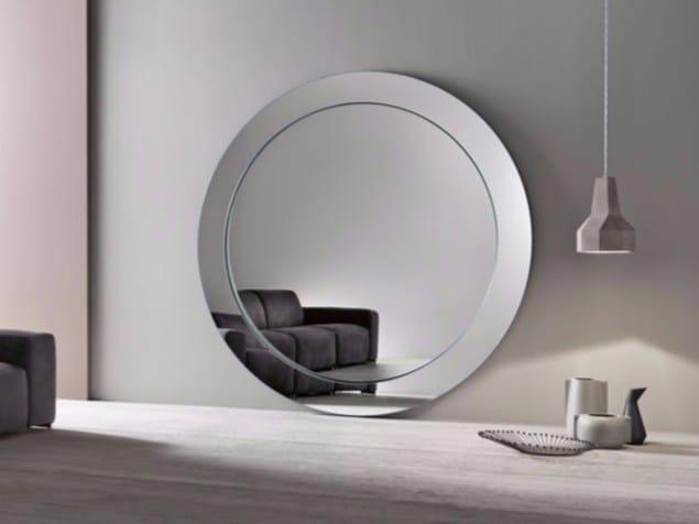 Round mirror GERUNDIO | Round mirror - T.D. Tonelli Design