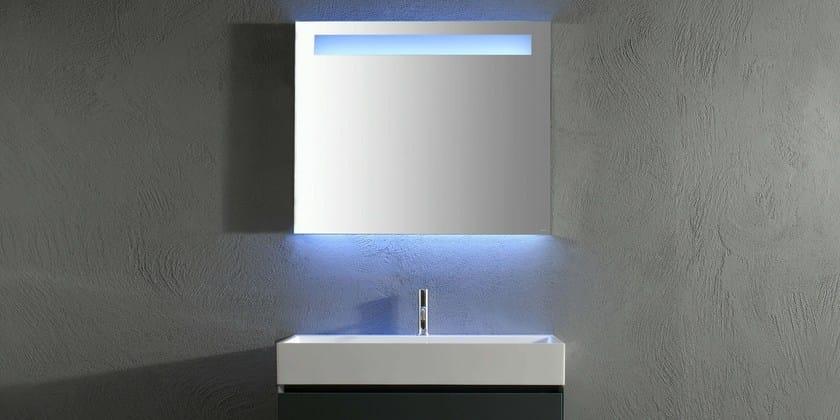 Lavabo rettangolare in Ceramilux® GESTO | Lavabo - Antonio Lupi Design