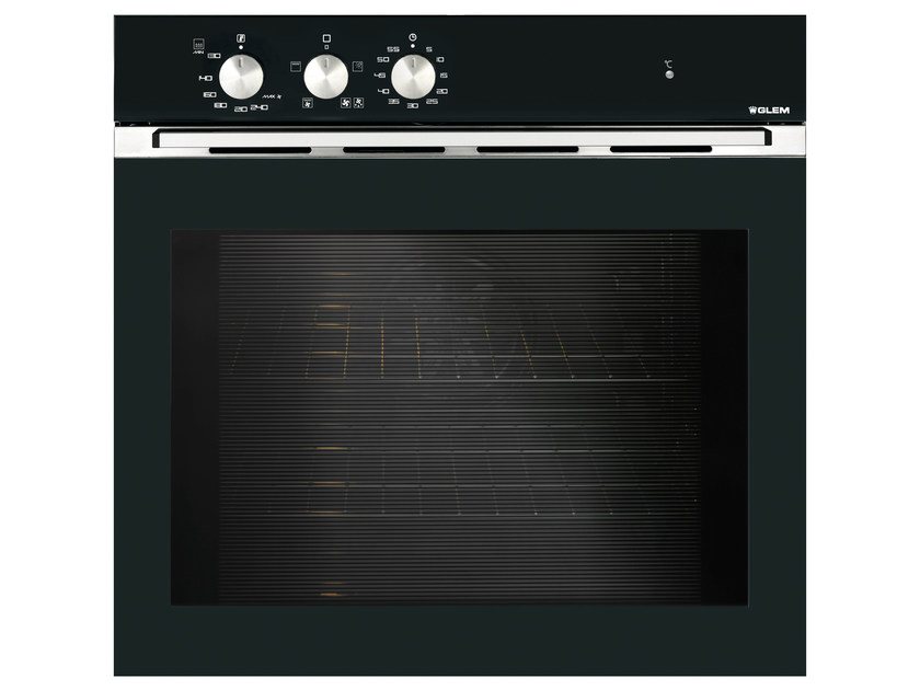 Electric oven with triple glazed door Class A GFEV21BKN | Oven - Glem Gas