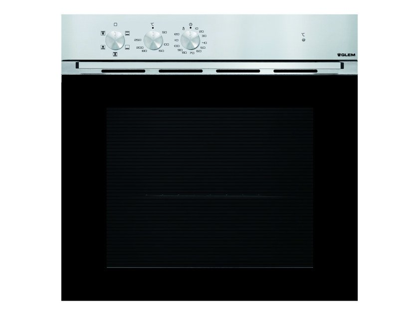 Electric oven with triple glazed door Class A GFM52IXN | Oven - Glem Gas