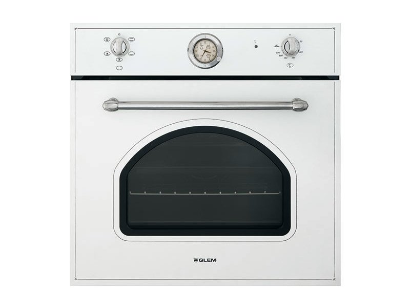 Built-in oven with triple glazed door GFN54BA | Oven - Glem Gas