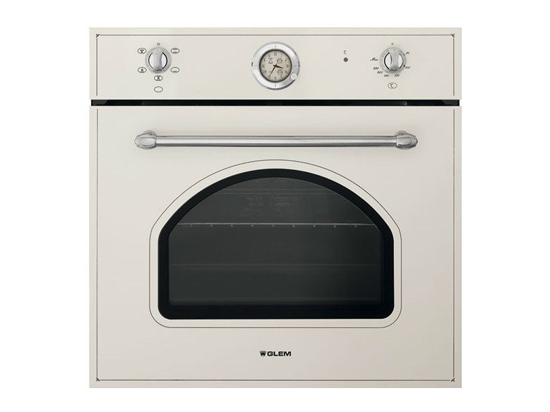 Built-in oven with triple glazed door GFN54PN | Oven by Glem Gas