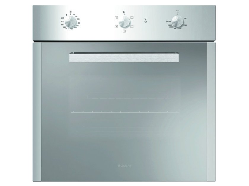 Electric oven with triple glazed door Class A GFS52IX | Oven - Glem Gas