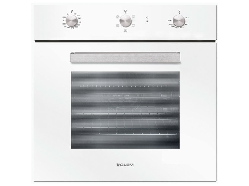 Electric oven with triple glazed door Class A GFS52WH | Oven - Glem Gas