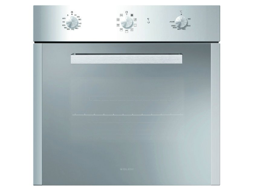 Electric oven with triple glazed door Class A GFS92IX | Oven - Glem Gas