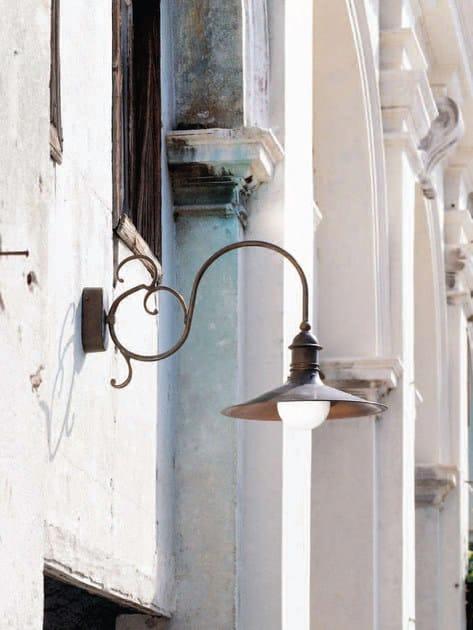 Lampada da parete in metallo GHERLA  Lampada da parete - Aldo Bernardi
