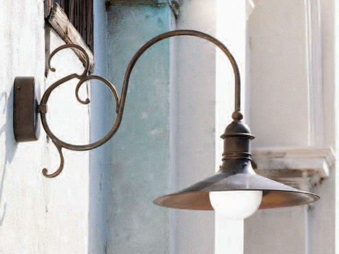 Metal wall lamp GHERLA | Wall lamp - Aldo Bernardi