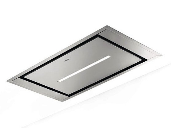 Ceiling-mounted built-in cooker hood GHIS128IX | Cooker hood - Glem Gas