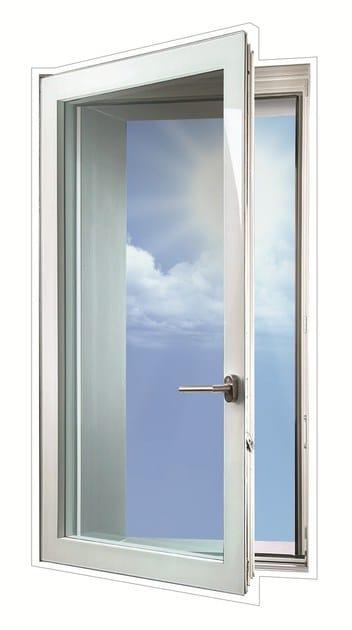 Finestra solo vetro ghost italserramenti - Tagliare vetro finestra ...