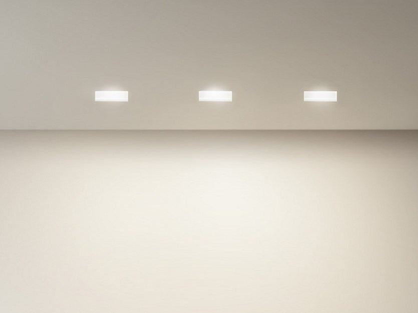 LED recessed spotlight GHOST SMALL - Olev by CLM Illuminazione