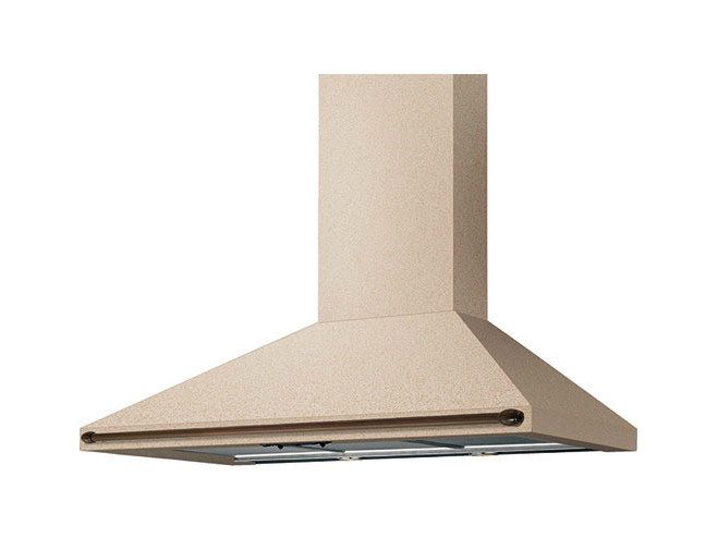 Ceiling-mounted cooker hood with integrated lighting GHPR94AV   Cooker hood - Glem Gas