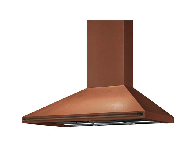 Ceiling-mounted cooker hood with integrated lighting GHPR94RM | Cooker hood by Glem Gas