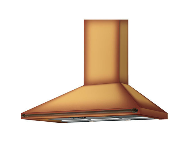 Ceiling-mounted cooker hood with integrated lighting GHPR94TF | Cooker hood by Glem Gas