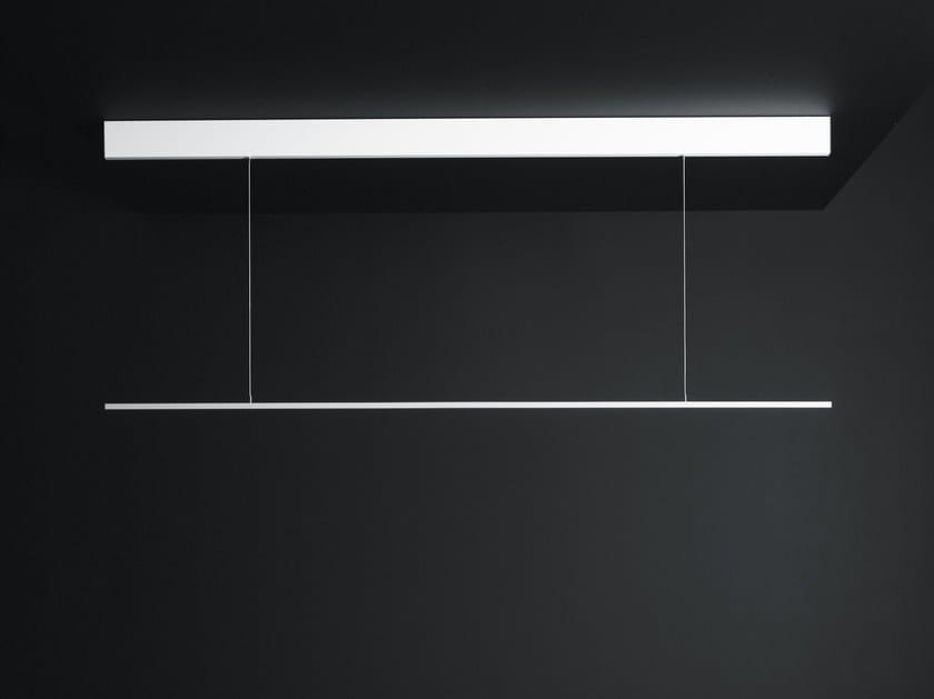LED direct light aluminium pendant lamp GIÒ - Boffi