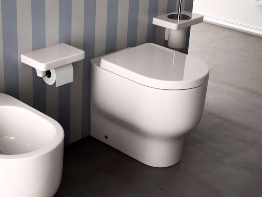 Ceramic toilet GIÒ | Toilet - Hidra Ceramica