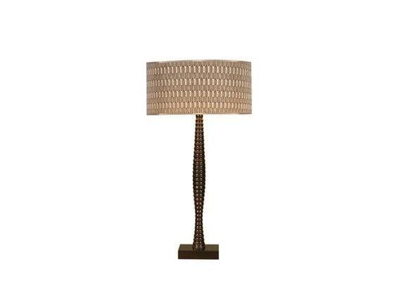 Wooden table lamp GIACOMO DESK - Hamilton Conte Paris