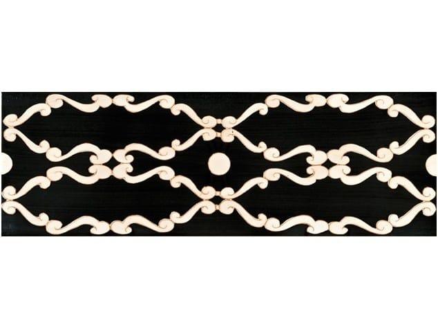 Rivestimento / pavimento in ceramica GIARDINI DI KLINGSOR MORTORA - CERAMICA FRANCESCO DE MAIO