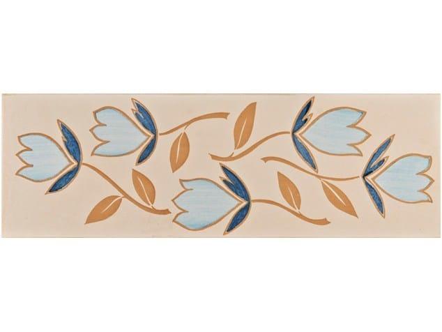 Ceramic wall tiles / flooring GIARDINI DI KLINGSOR PIMONTE - CERAMICA FRANCESCO DE MAIO